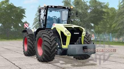 Claas Xerion Trac VC〡Gewichtsplatten für Farming Simulator 2017
