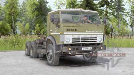 KAMAZ-5410 v1.3 für Spin Tires