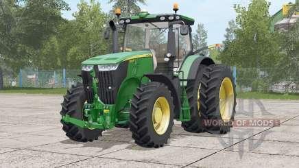 John Deere 7R series〡realistischer klang pour Farming Simulator 2017
