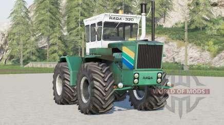Essuie-glace Raba 320〡animé pour Farming Simulator 2017