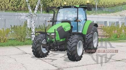 Deutz-Fahr 5130 TTV 〡 lumières entièrement fonctionnelles pour Farming Simulator 2015