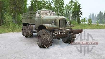 ZIL-157 pour MudRunner