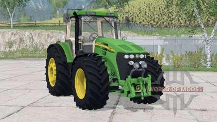 John Deere 7920〡extragewichte für Farming Simulator 2015