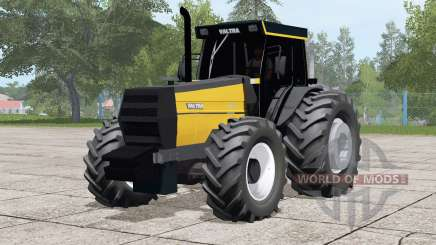Valtra BꜦ180 pour Farming Simulator 2017