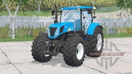 New Holland T70ろ0 für Farming Simulator 2015