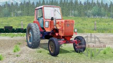 MTK-80L Belarus〡 Portes ouvertes pour Farming Simulator 2013