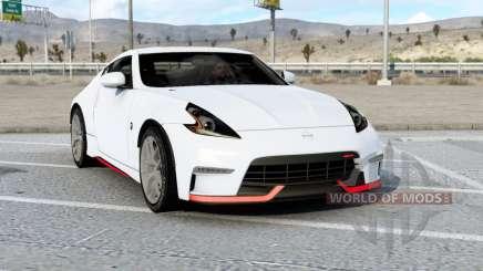 Nissan 370Z Nismo (Z34) 2014 v3.0 für American Truck Simulator