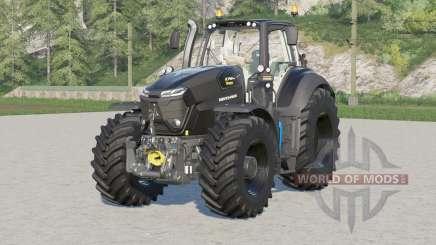 Deutz-Fahr 9340 TTV Warrioᵲ pour Farming Simulator 2017