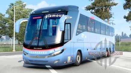 Marcopolo Paradiso 1200 6x2 (G7) für Euro Truck Simulator 2