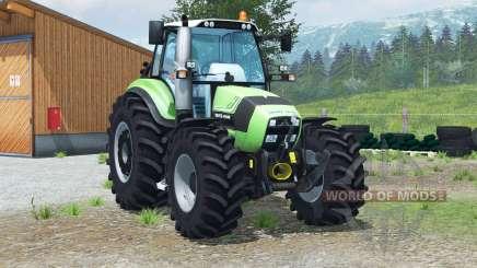 Deutz-Fahr Agrotron TTV 430〡handbrake pour Farming Simulator 2013