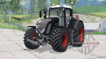 Fendt 936 Vaɍio pour Farming Simulator 2015