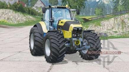 Deutz-Fahr 7250 TTV Agrotrꙩn pour Farming Simulator 2015