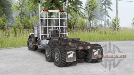 Peterbilt 379  v1.1 pour Spin Tires