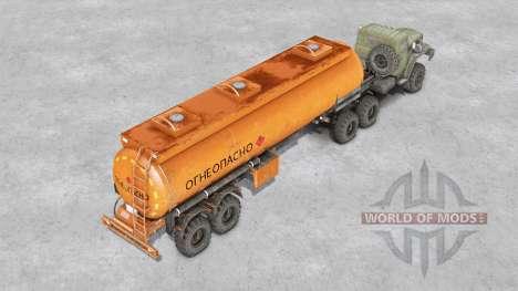 Ural-44202-862 pour Spin Tires