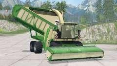 Krone BiG X 650 Cargo〡3 Kopfleisten für Farming Simulator 2015