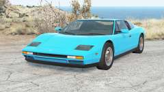 Civetta Bolide Facelift pour BeamNG Drive