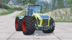 Claas Xerion 4500 Trac VC〡wipers animation für Farming Simulator 2015