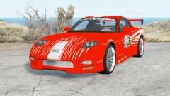 Mazda RX-7 Fast & Furious pour BeamNG Drive