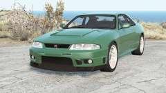 Nissan Skyline GT-R V-spec (BCNR33) 1995 pour BeamNG Drive