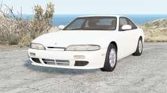 Nissan Silvia (S14) 1993 pour BeamNG Drive