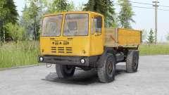 KAZ-4540 Colchis v1.3 für Spin Tires
