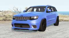 Jeep Grand Cherokee Trackhawk (WK2) 2019 pour BeamNG Drive