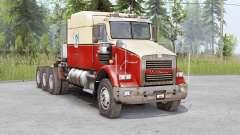 Kenworth T800 8x8 v1.3 pour Spin Tires