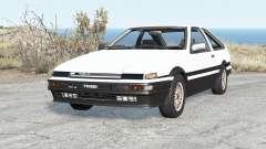 Toyota Sprinter Trueno GT-Apex (AE86) pour BeamNG Drive