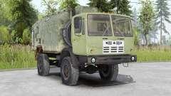 KAZ-4540 Colchides v1.2 pour Spin Tires