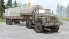 Ural-44202-862 für Spin Tires