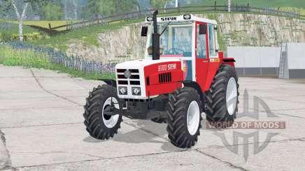 Steyr 8100A für Farming Simulator 2015