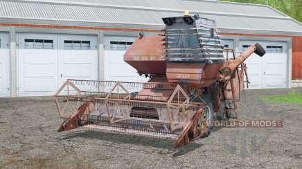 SK-5M Niva〡mit Ausrüstung für Farming Simulator 2015