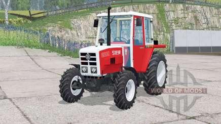 Steyr 8060A〡Schwelaufachse für Farming Simulator 2015