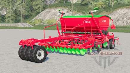 Unia Idea XL 3-2200〡Seenbohrer für Farming Simulator 2017