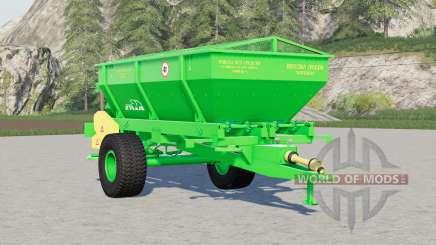 MTT-4U〡 Düngerstreuer für Farming Simulator 2017
