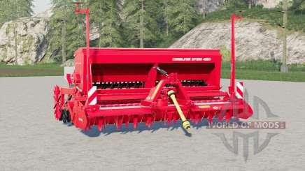 Kuhn Combiliner Sitera 4000 für Farming Simulator 2017