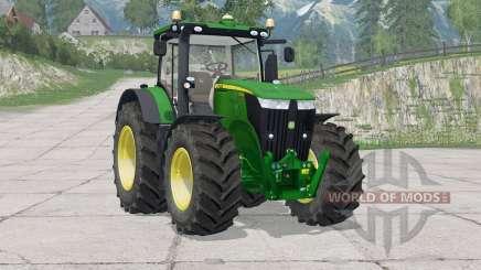 John Deere 7310Ɽ für Farming Simulator 2015