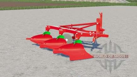 IMT 756〡kompaktes Bodenpflügerwerkzeug für Farming Simulator 2017