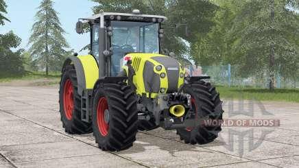 Claas Arion 6ƽ0 für Farming Simulator 2017