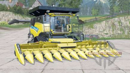 New Holland CR10.90〡Graintank Kapazität 92000 Liter für Farming Simulator 2015