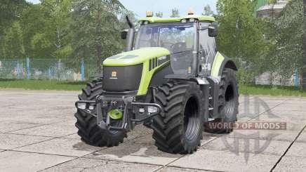 JCB Fastraȼ 8000 für Farming Simulator 2017