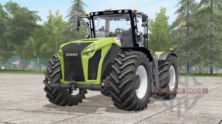 Claas Xerion Trac ⰜC für Farming Simulator 2017