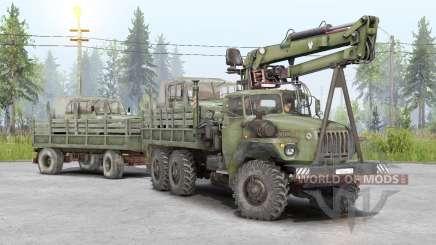 Ural-4320-10 v1.2 für Spin Tires