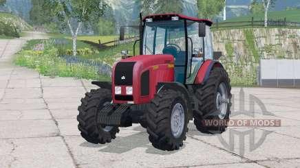 MTZ-2022.3 Biélorussie〡rotating cardan pour Farming Simulator 2015