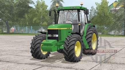 John Deere 6010 Serieᵴ für Farming Simulator 2017