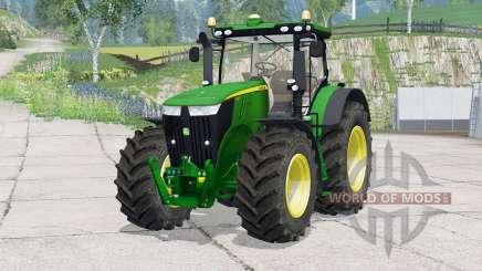 John Deere 7310Ꞧ für Farming Simulator 2015