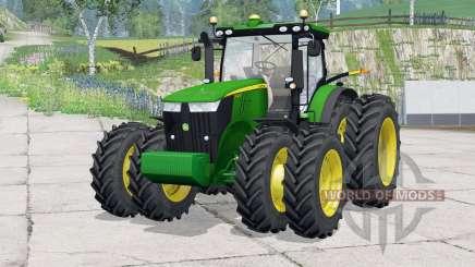 John Deere 7310Ʀ für Farming Simulator 2015