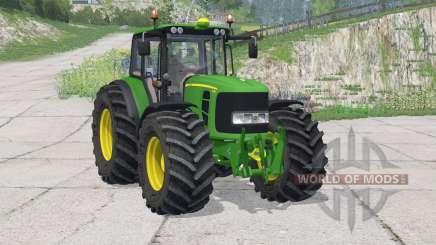 John Deere 7430 Premiuꬺ für Farming Simulator 2015