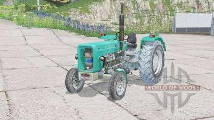Ursus C-355〡animierte auspuffklappe für Farming Simulator 2015