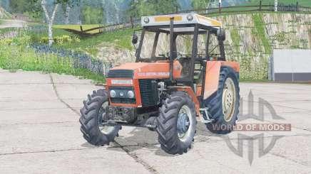 Zetor 10145 Turbꝍ pour Farming Simulator 2015